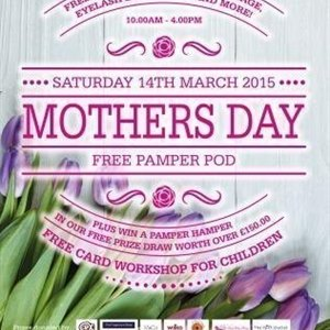 Mothers Day Pamper Pod
